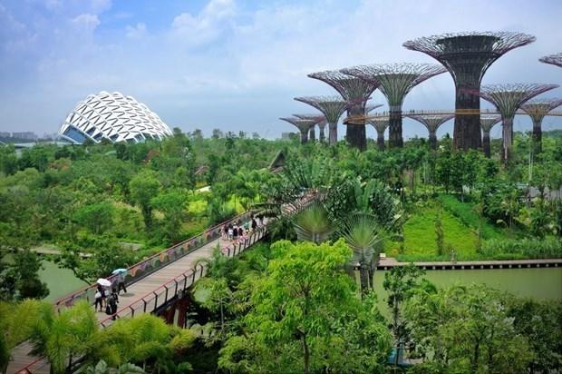 东盟和亚洲开发银行启动绿色基础设施投资倡议 hinh anh 1