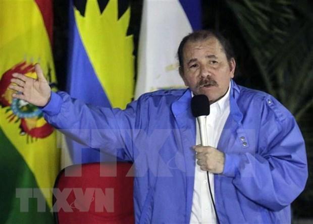 越南始终重视发展与尼加拉瓜的友好合作关系 hinh anh 1