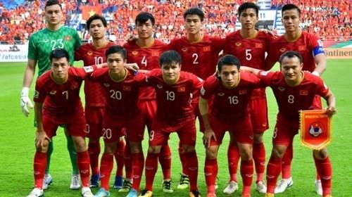 越南国足排名世界第98位 hinh anh 1