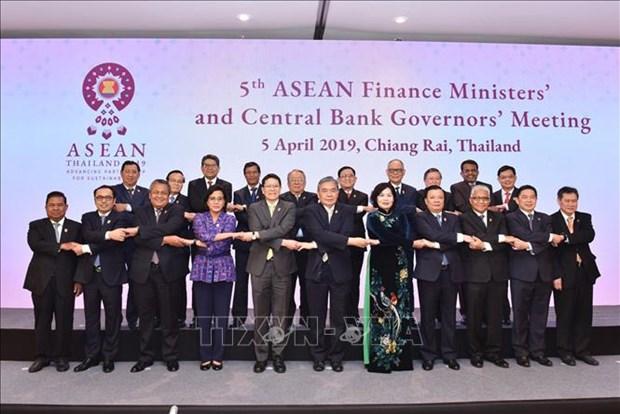 东盟大力支持经济增长和加强区域金融稳定 hinh anh 2