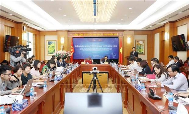 越南党、政府领导人将与2500家民营企业家进行对话 hinh anh 1