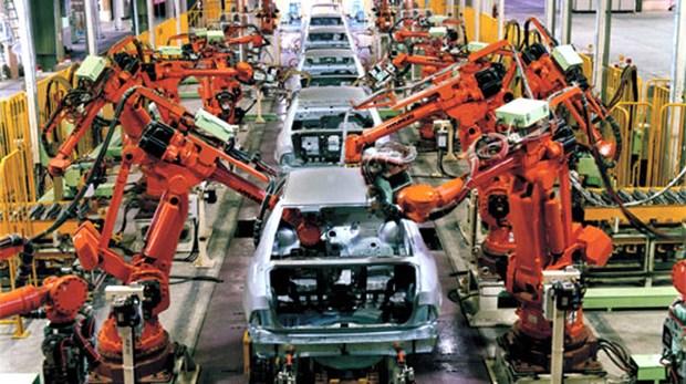 越南考虑设立贸易壁垒 保护国内汽车制造业 hinh anh 1