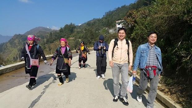 2019年第一季度老街省游客到访量达140万人次 hinh anh 1