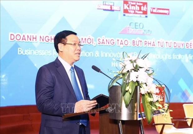 王廷惠:每个企业是一个创新中心 hinh anh 1