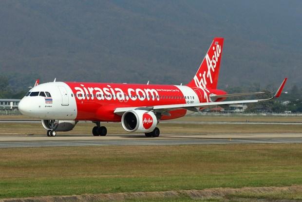 亚洲航空开通芹苴至吉隆坡直达航线 hinh anh 1