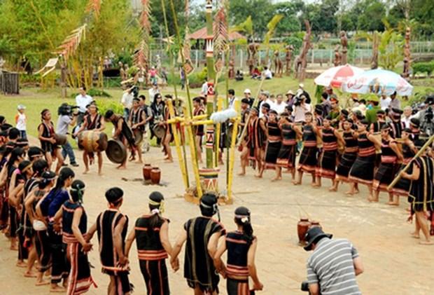汲水码头祭祀仪式与埃德族人对生活资源的重视 hinh anh 1