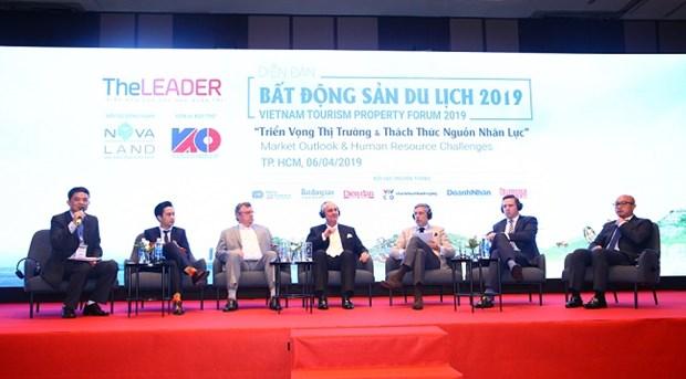 旅游业发展有助于提高房地产市场的投资吸引力 hinh anh 2
