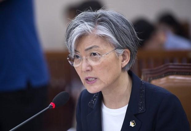 韩国希望扩大与东盟国家的关系 hinh anh 1