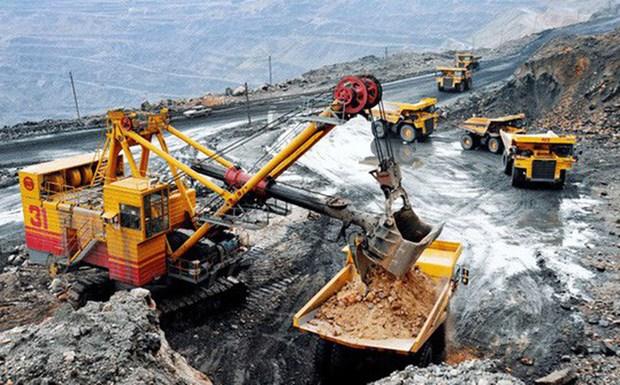 第一季度越南煤炭与矿产工业集团营业收入增长13% hinh anh 1