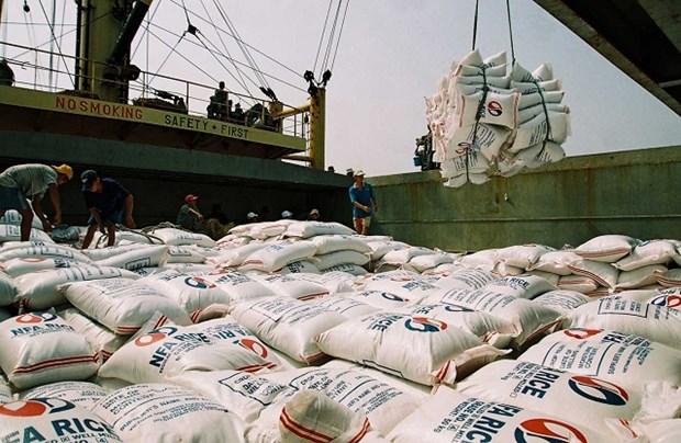 菲律宾成为越南大米第一大出口市场 hinh anh 1