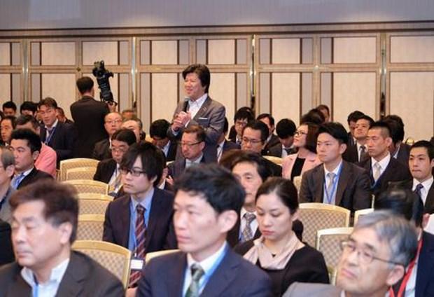 越南企业在日本举行投资促进会 hinh anh 2