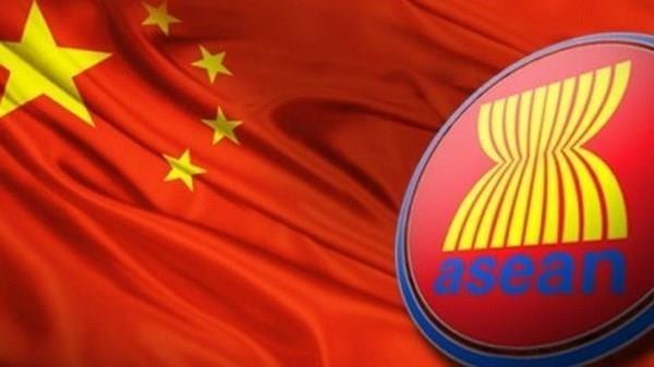 东盟与中国多领域合作走向纵深 hinh anh 1