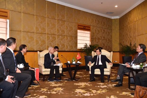 越南鼓励泰国企业对越投资 hinh anh 2