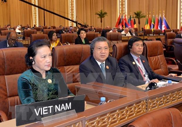 越南通过议会渠道促进务实且有效的合作关系 hinh anh 2