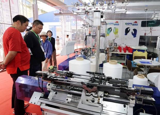 2019年越南国际贸易博览会今日开展 hinh anh 1