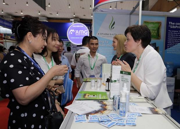 2019年越南国际贸易博览会今日开展 hinh anh 2