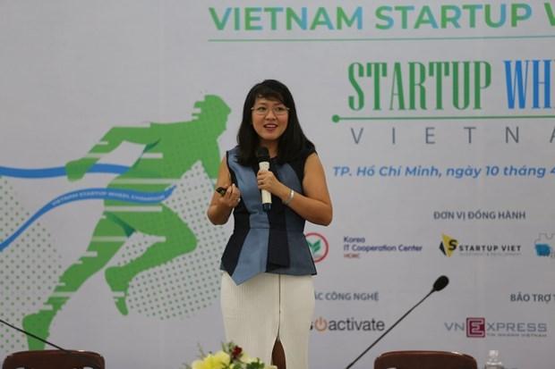2019年越南创业大赛正式启动 hinh anh 1