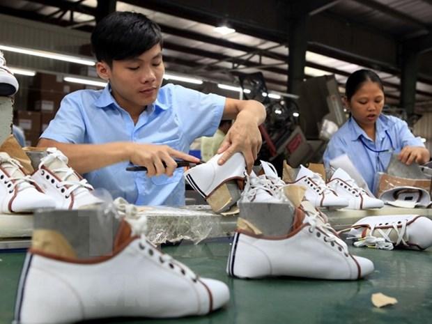 同奈省纺织品服装和鞋类出口额在出口总额占较大比重 hinh anh 2