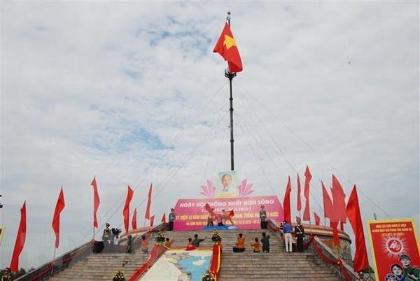 """2019年""""江山统一""""节:弘扬民族革命与历史价值 hinh anh 1"""