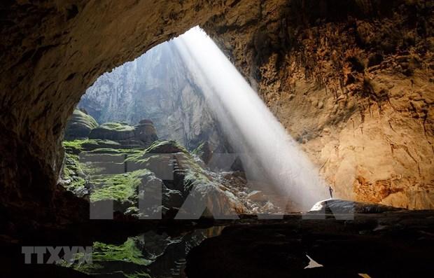山洞窟水下洞穴被发现 激起旅人探索精神 hinh anh 1
