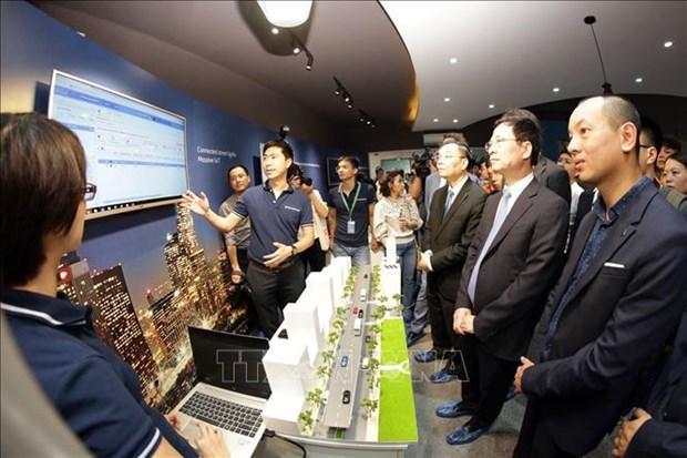 越南物联网创新中心正式问世 hinh anh 2