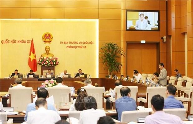 越南修改完善国内法 使之符合国际承诺 hinh anh 2