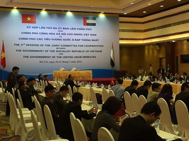 越南与阿联酋商务论坛将于18日举行 hinh anh 1