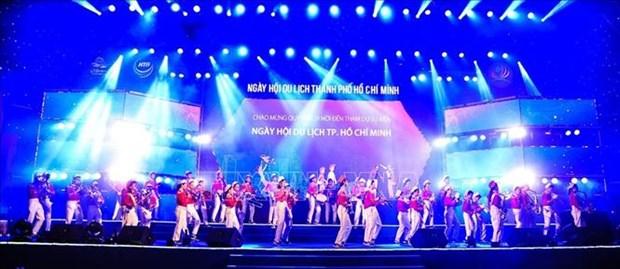 2019年胡志明市旅游节正式开幕 hinh anh 1