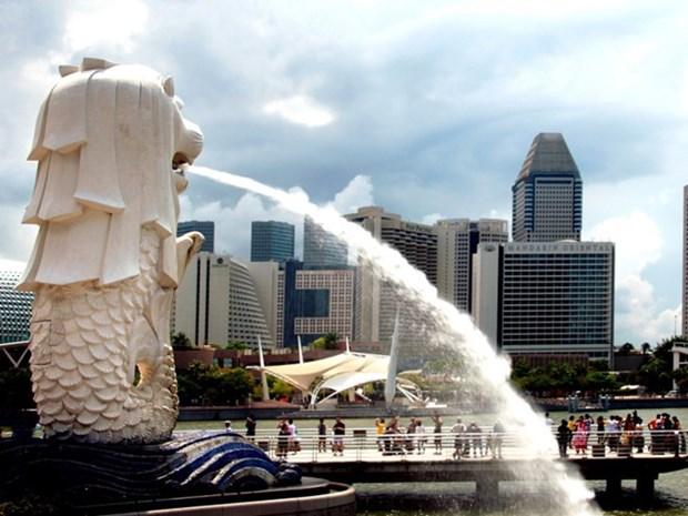 新加坡2019年第一季度经济增长放缓至1.3% hinh anh 1
