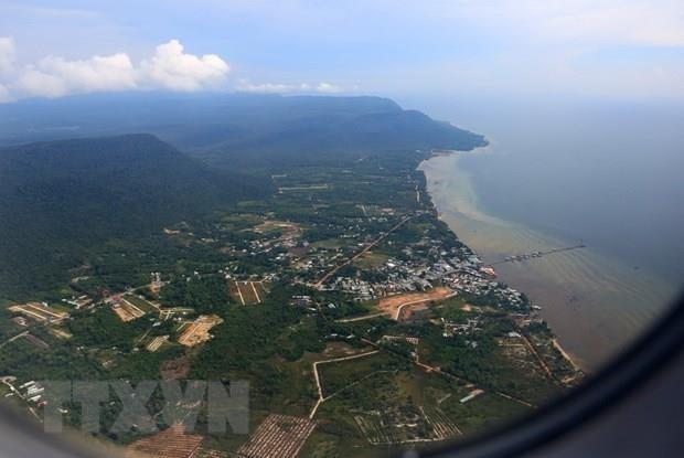 越南出资6万亿越盾助力海洋经济基础设施的建设 hinh anh 1