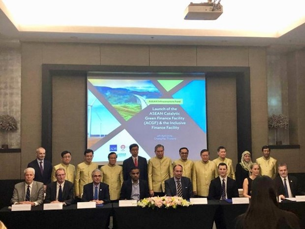印度与东盟加强航运合作 促进互联互通 hinh anh 1