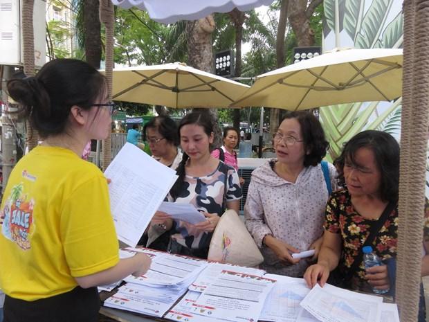 胡志明市旅游节向国内外游客推介有趣旅游产品 hinh anh 1