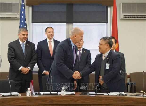 越南与美国能源安全对话会进一步深化双边全面关系 hinh anh 3