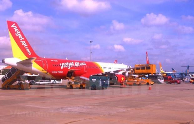 越捷航空开通胡志明市至印尼巴厘岛直达航线 hinh anh 1