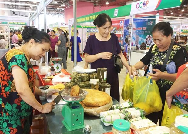 """国际""""一乡一品""""产业博览会即将在胡志明市举行 hinh anh 1"""