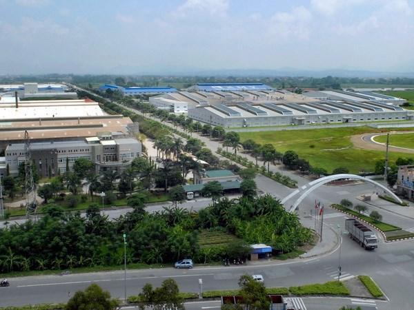 对永福省各工业区的投资日益增加 hinh anh 1