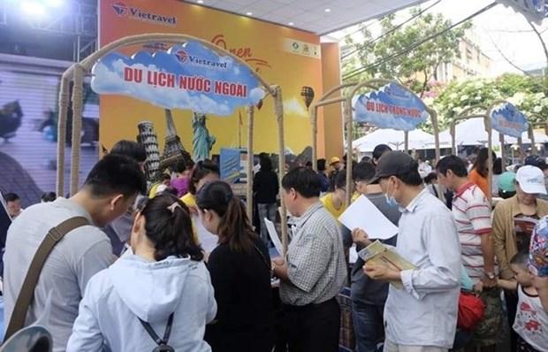 2019年胡志明市旅游节吸引25万多人次参加 hinh anh 1