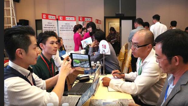 越南与日本企业加强贸易交流 hinh anh 1