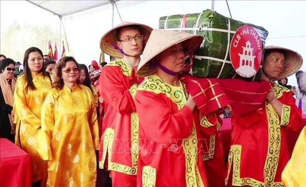 2019年全球越南国祖日活动在波兰举行 hinh anh 1