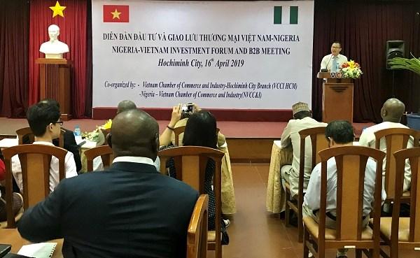 越南与尼日利亚推动经济合作 hinh anh 1