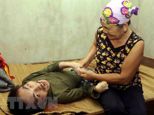 为越南橙剂受害者讨回公道的公开信 hinh anh 1