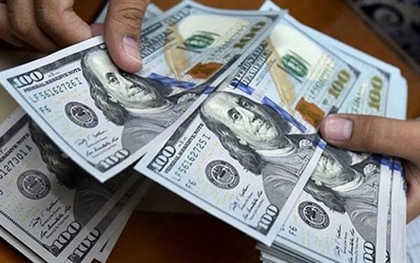 4月17日越盾兑美元中心汇率上涨1越盾 hinh anh 1