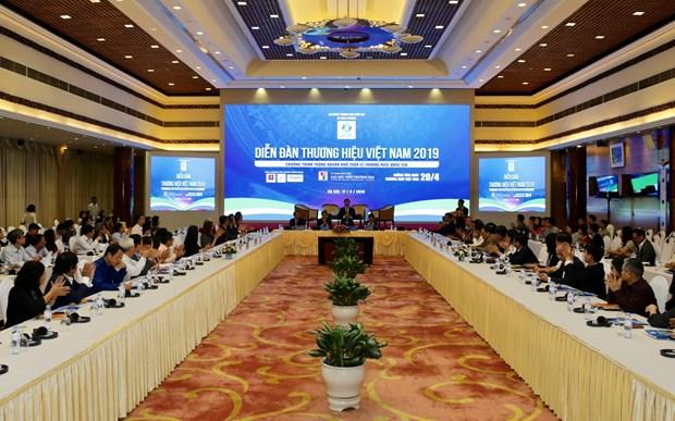 充分发挥越南国家品牌的优势 hinh anh 2