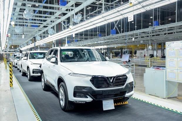 马来西亚寻求越南汽车行业投资经营机会 hinh anh 1