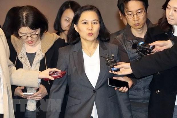 菲律宾与韩国加强经济关系 hinh anh 1