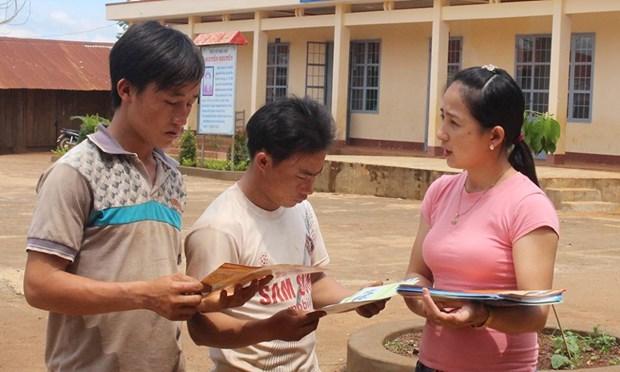 越南力争到2030年彻底消除疟疾 hinh anh 1