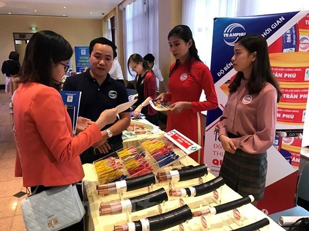 越南品牌估值达到2.35亿美元 hinh anh 1