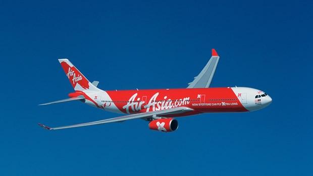 马来西亚亚洲航空公司希望在越南经营一家廉价航空公司 hinh anh 1