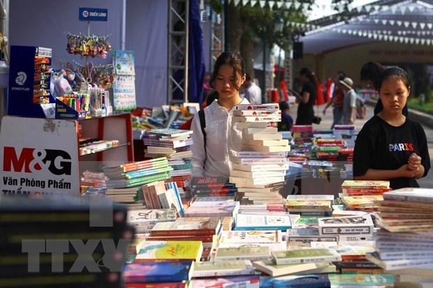 第六次越南图书日正式开幕 hinh anh 1