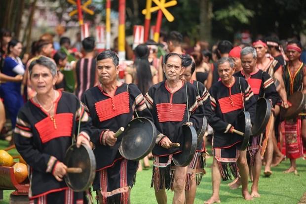 2019年越南各民族文化日正式开幕 hinh anh 2